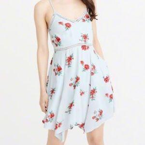 Abercrombie Floral Sun Dress